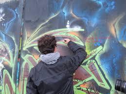 Få hjælp til graffitirens